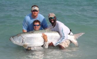 How to fish for Tarpon