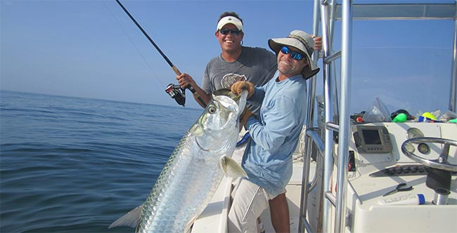 Tarpon Fishing with Captain Matt